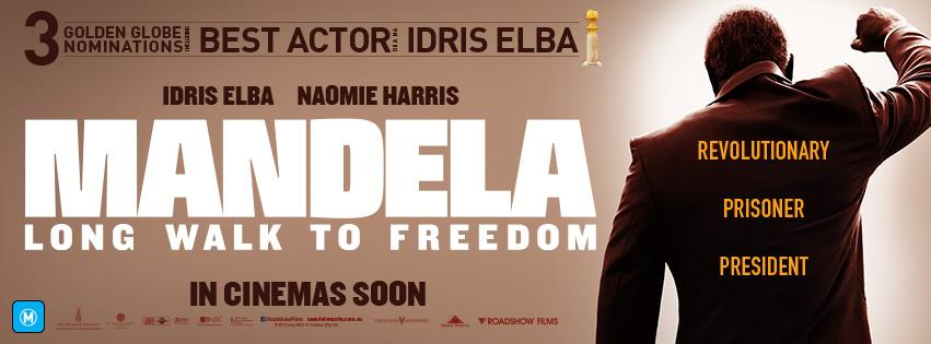 Mandela: Long Walk to Freedom cinema image