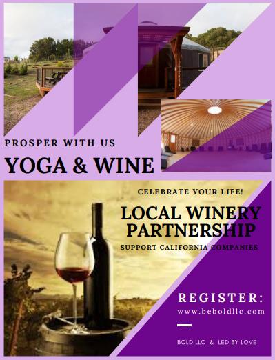 Prosper yoga wine retreat sonoma county ca tickets for Yoga and wine retreat