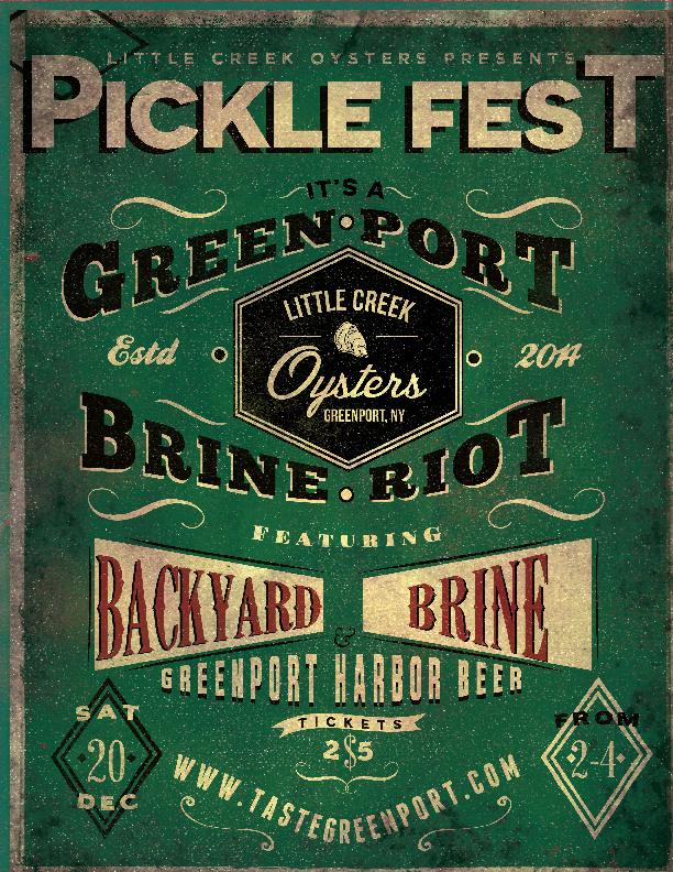 PickleFest Poster