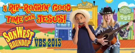 Lake Bible VBS Volunteer Signup