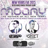 MOANY6 :: DJ COBRA VS. DJ SHIFT :: New Years Eve San...