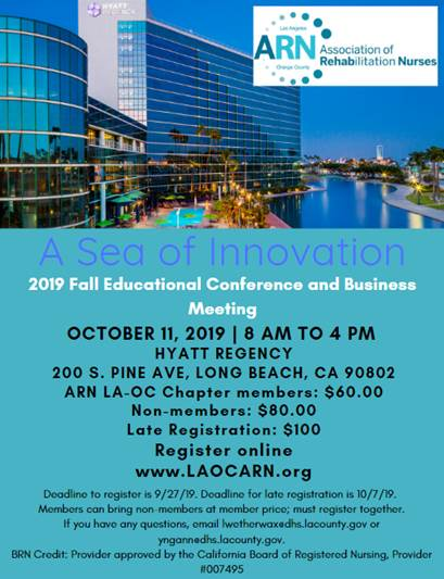 LAOCARN 2019 Educational Conference
