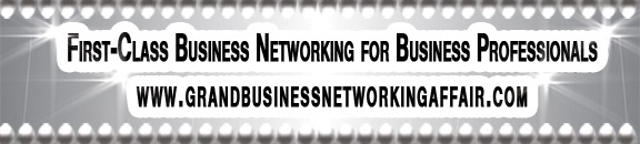 First Class Business Networking Image