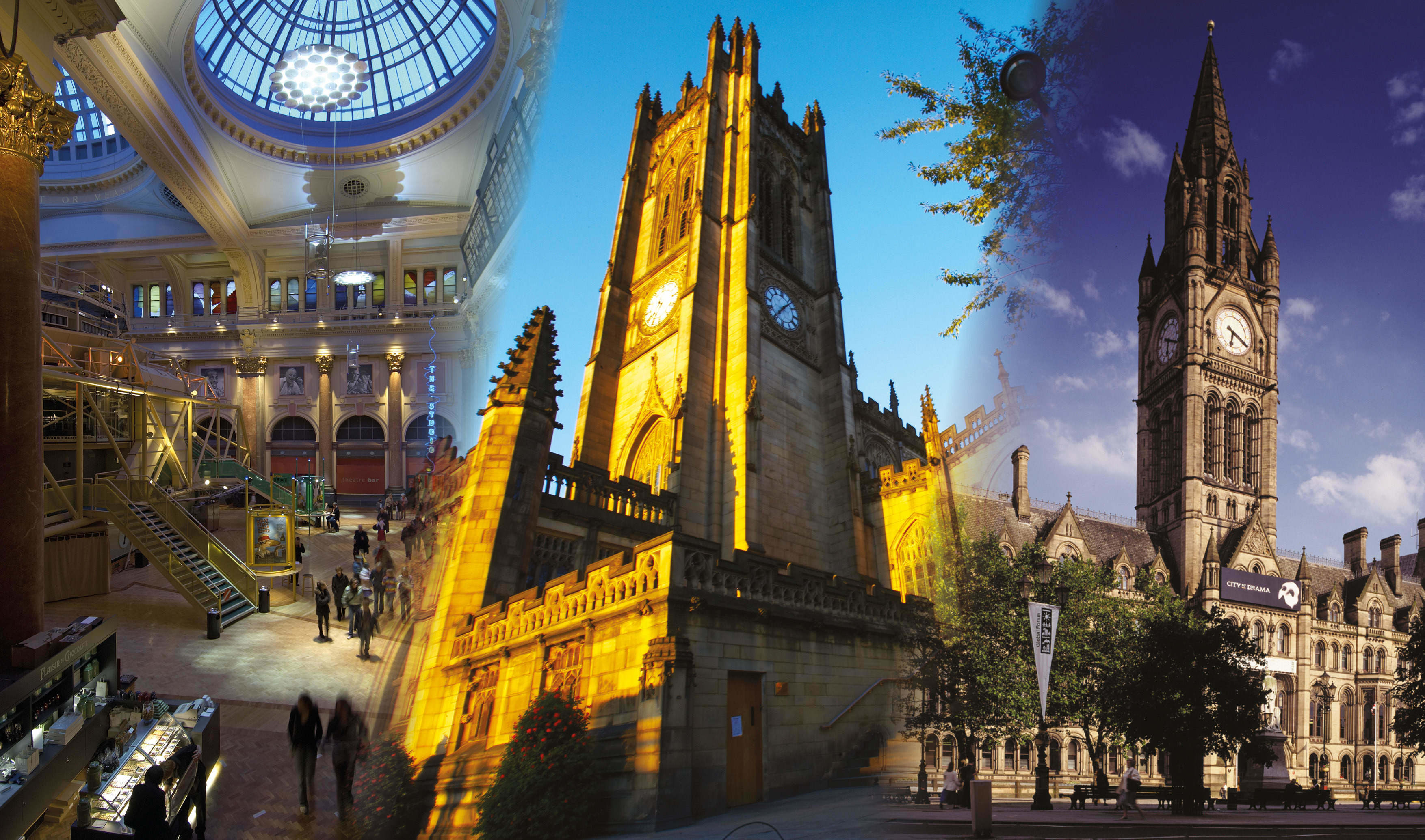 Discover Manchester