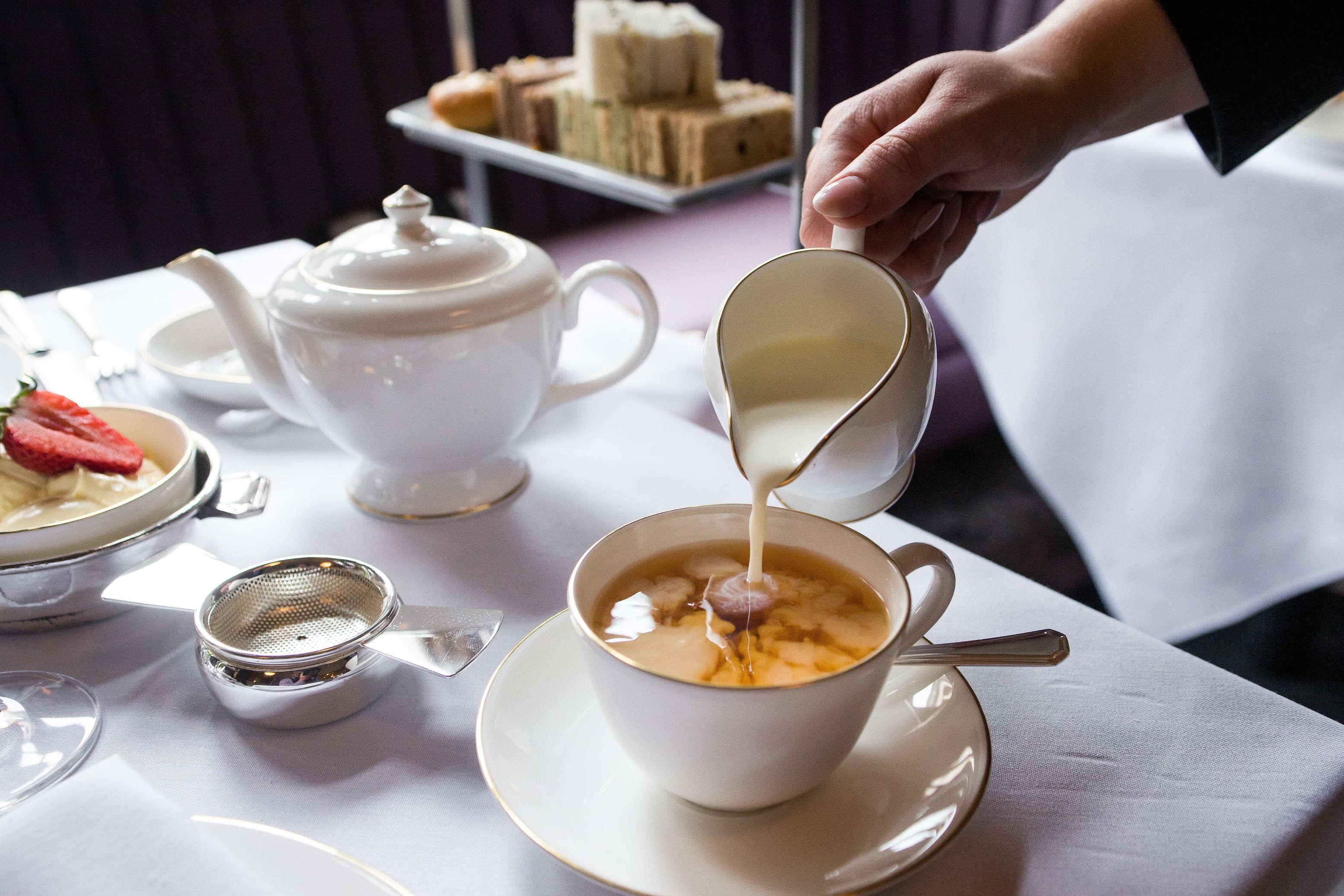 Midland Hotel tea