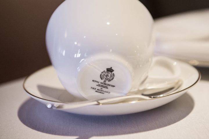 Midland Hotel teacup