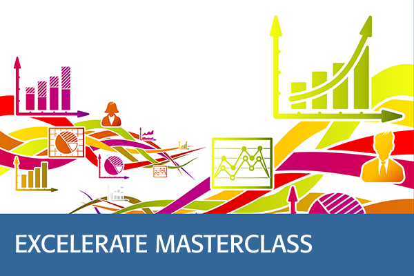 Excelerate Masterclass header image
