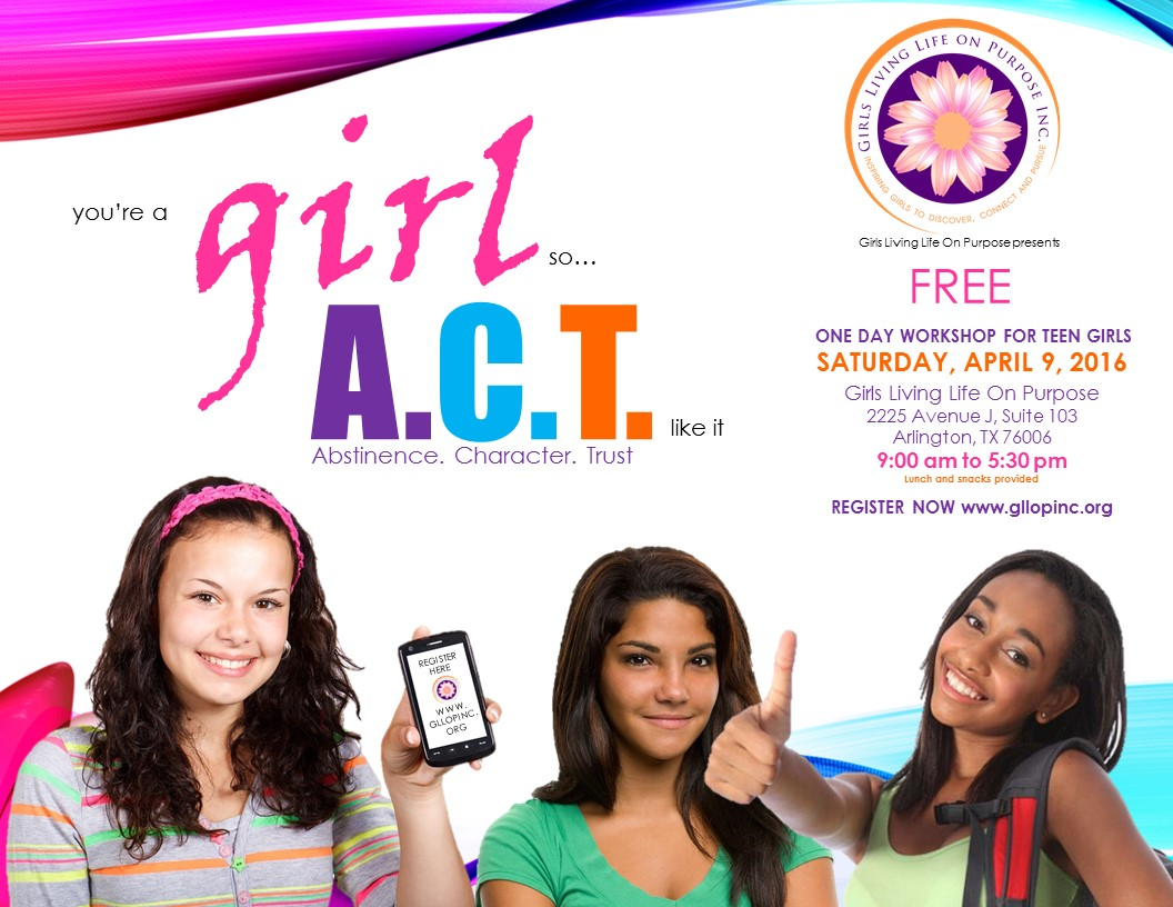 Act Like a Girl Workshop 42016
