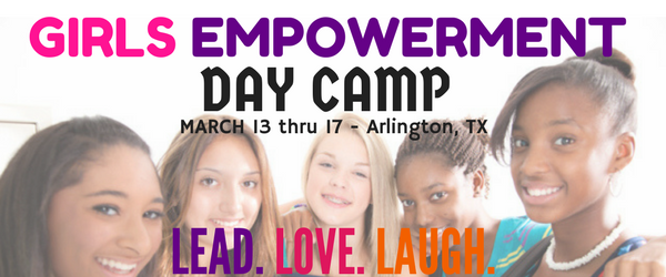 Girls Empowerment Spring Break