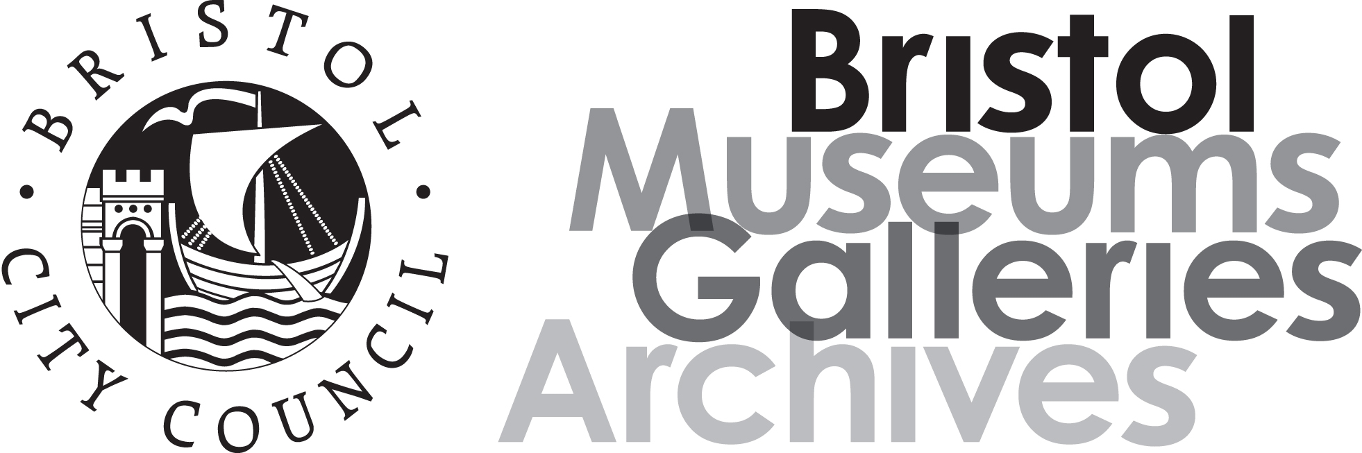 Bristol Museums, Galleries & Archives logo