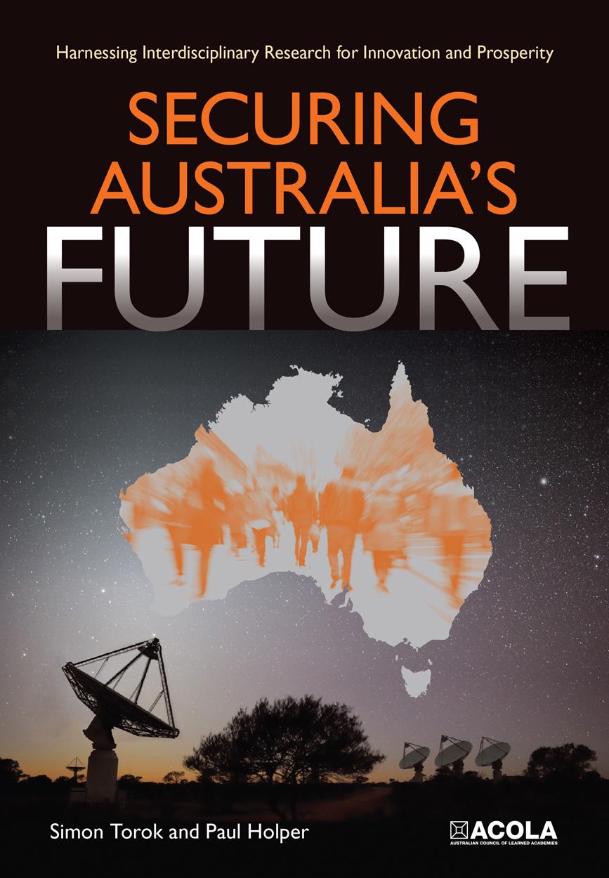 SAF book cover