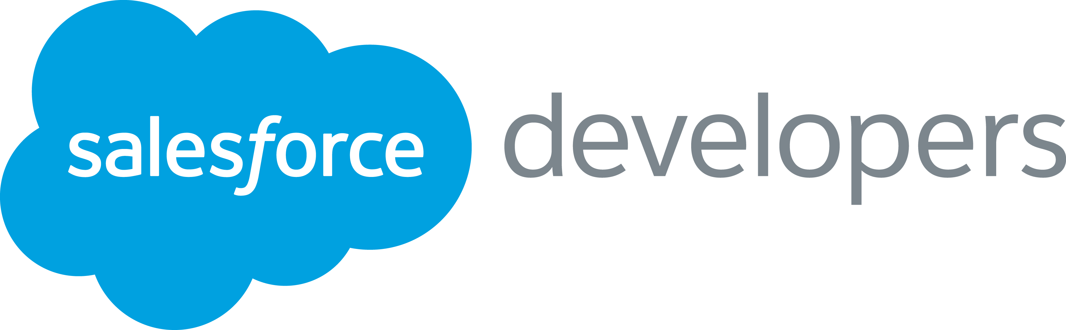 Salesforce Developers Logo