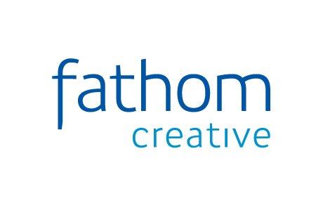 fathom creative logo