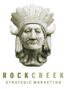 Rock Creek Strategic Marketing Logo