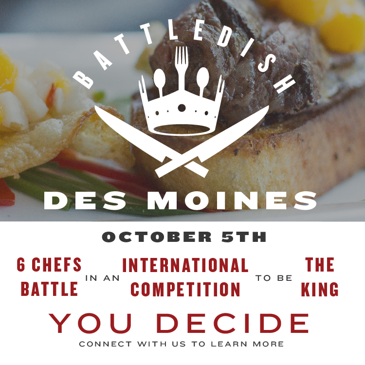 Battledish Des Moines