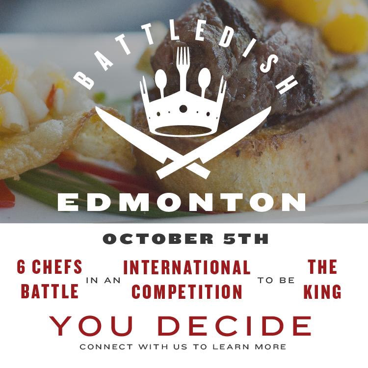 Battledish Edmonton
