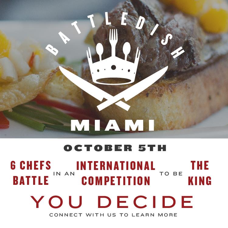 Battledish Miami