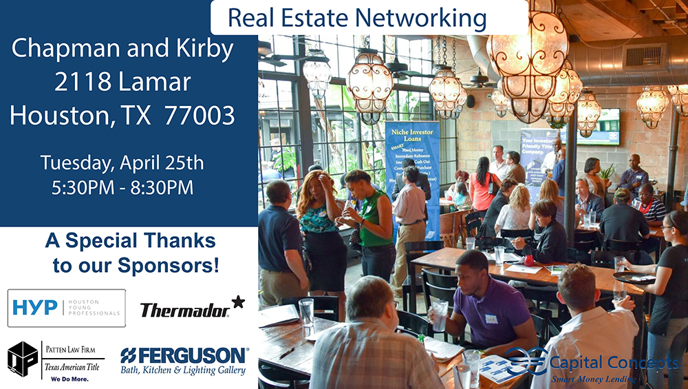 Real Estate Networking Mixer
