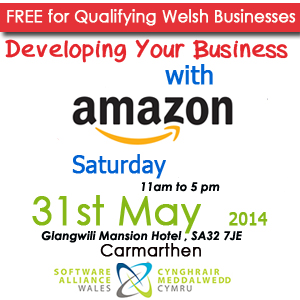 Developing Your Business with Amazon Training - Software Alliance Wales