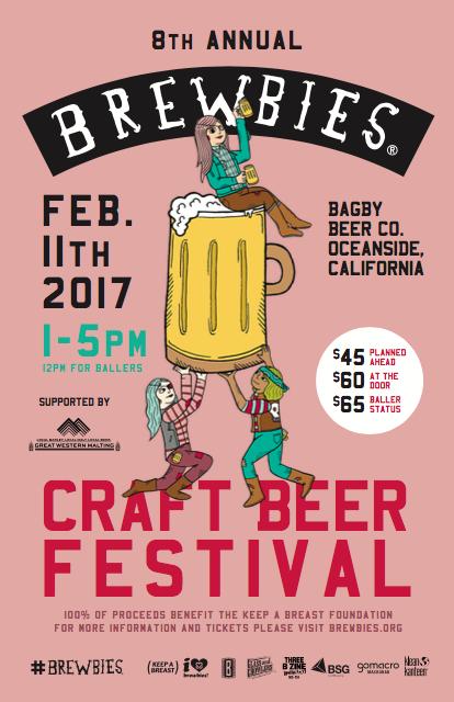 8th Annual Brewbies Festival