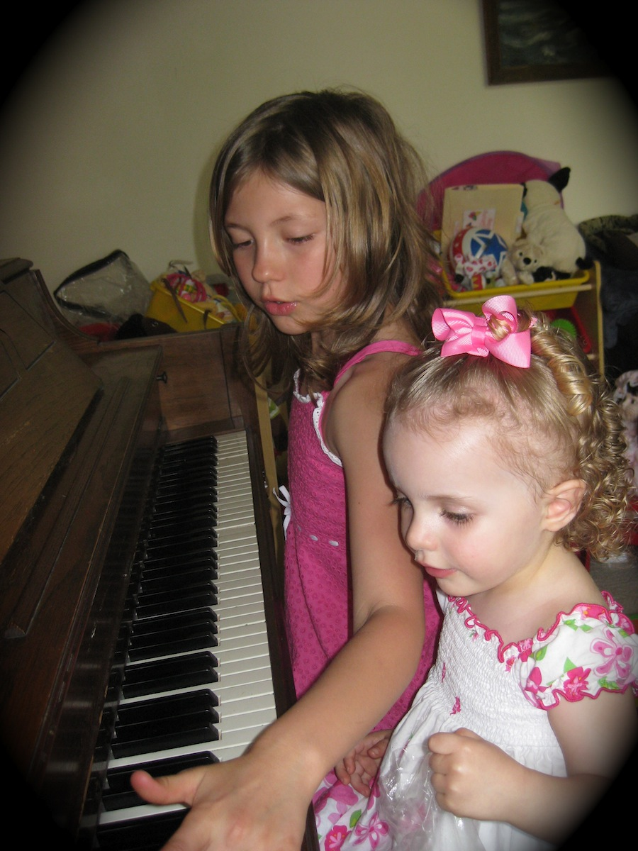 Dynamic Music piano students