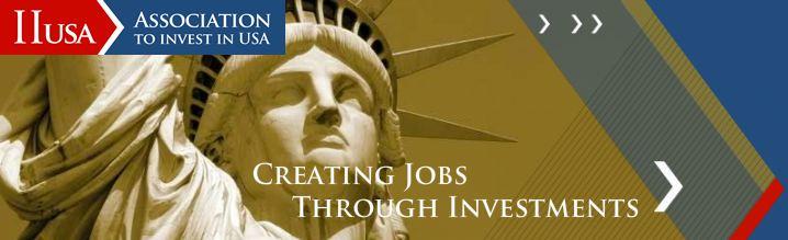 IIUSA - Creating Jobs Through Investments