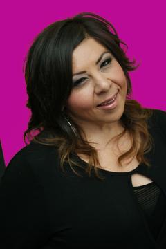 Comedian Melanie Bega