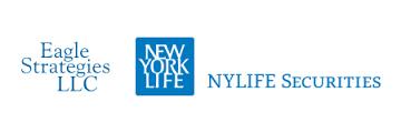 NYL, NYLIFE, EAGLE STRATEGIES Logo