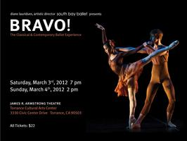BRAVO! The Classical and Contemporary Ballet Experience.