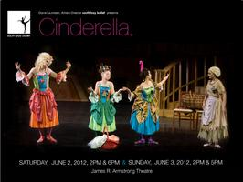 South Bay Ballet Presents Cinderella
