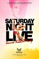 Saturday Night Live Summer Kick Off Party