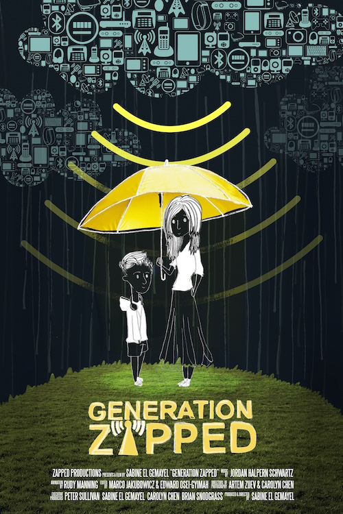 Generation Zapped film poster