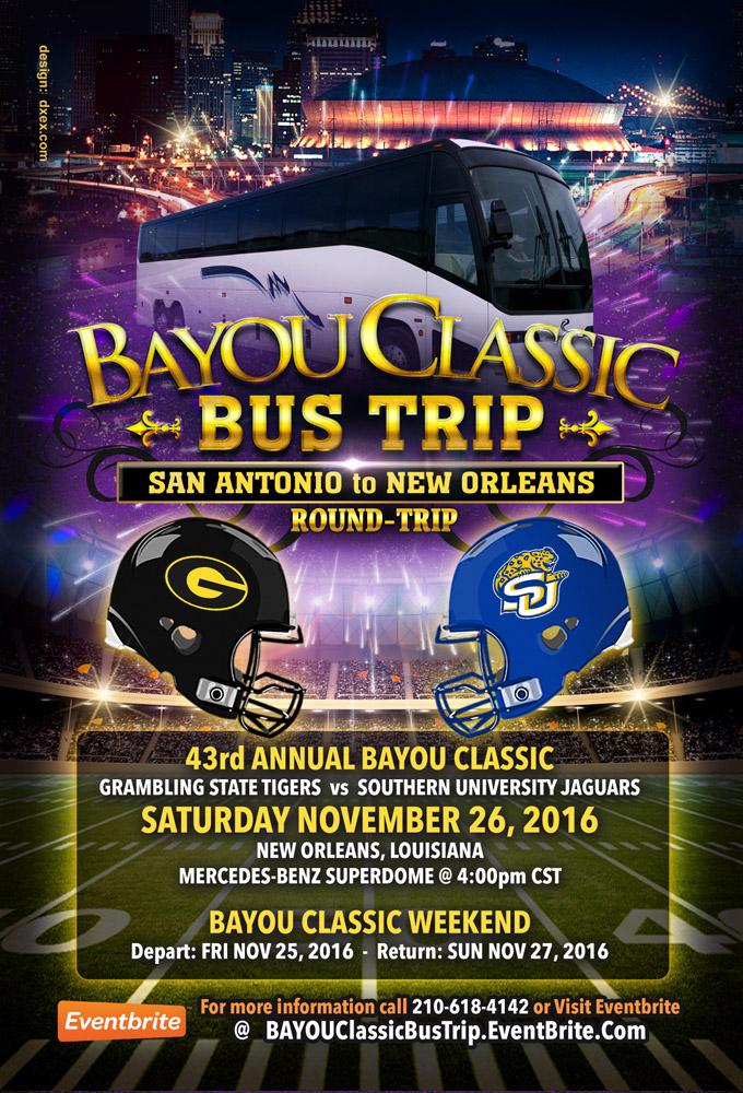 Bayou Flyer A