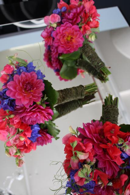 Bouquet class samples