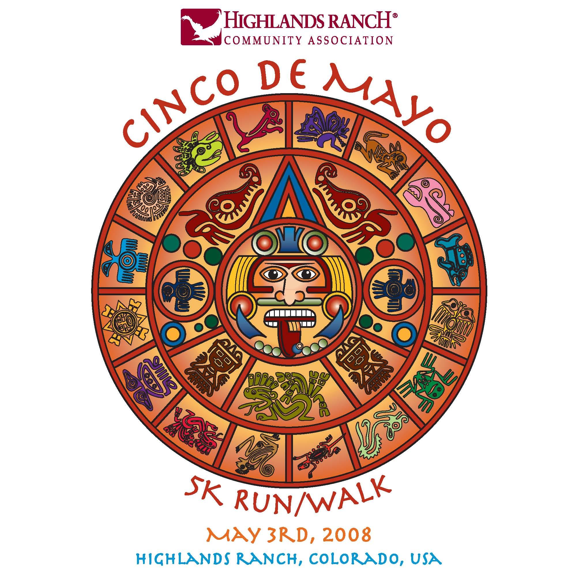 HRCA Cinco De Mayo 5K Run Tickets, Sat, May 7, 2011 At 8