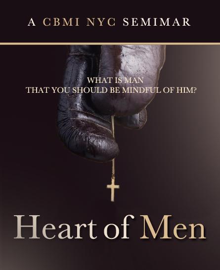 heart men postcard