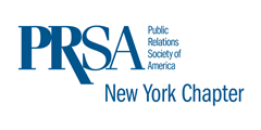 PRSA new york chapter logo