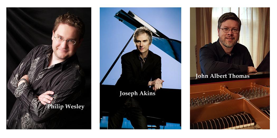 A Piano Christmas Concert in Memphis