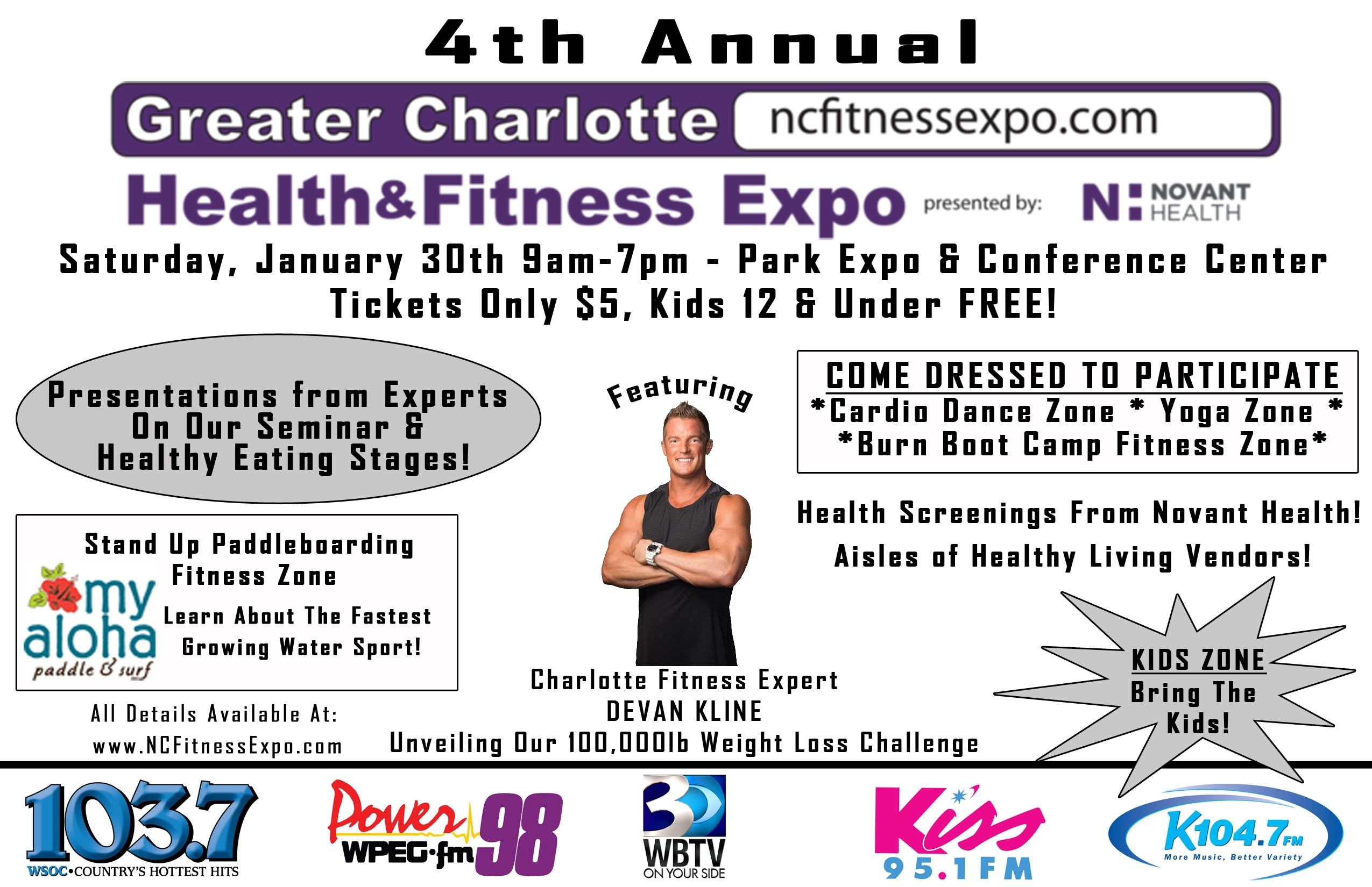 Greater Charlotte Health & Fitness Expo
