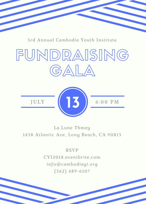 CYI Invitation Flyer