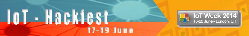 IoT Hackathon Banner