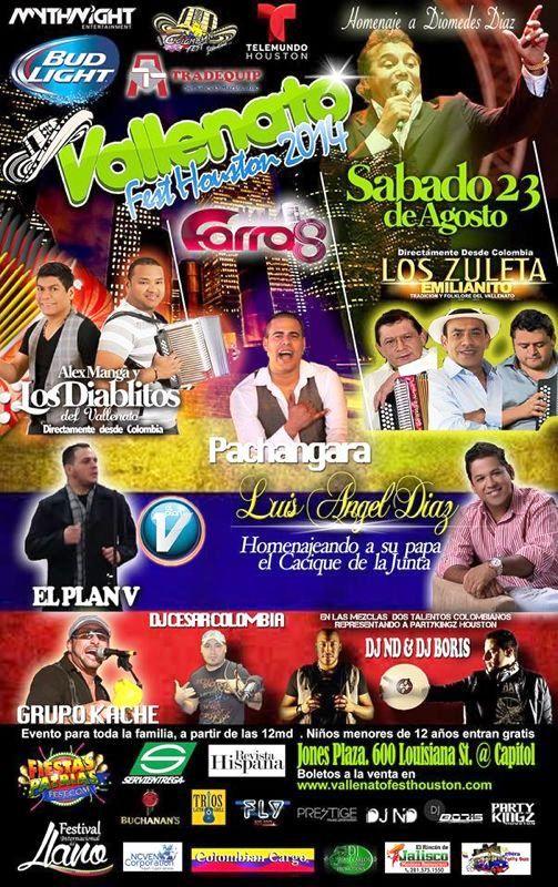 VallenatoFest-2014