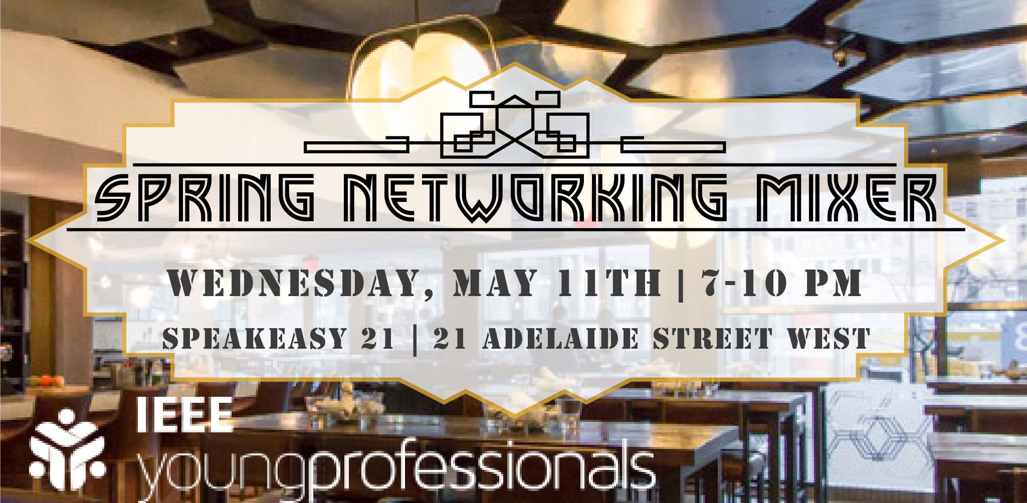 Spring Networking Mixer