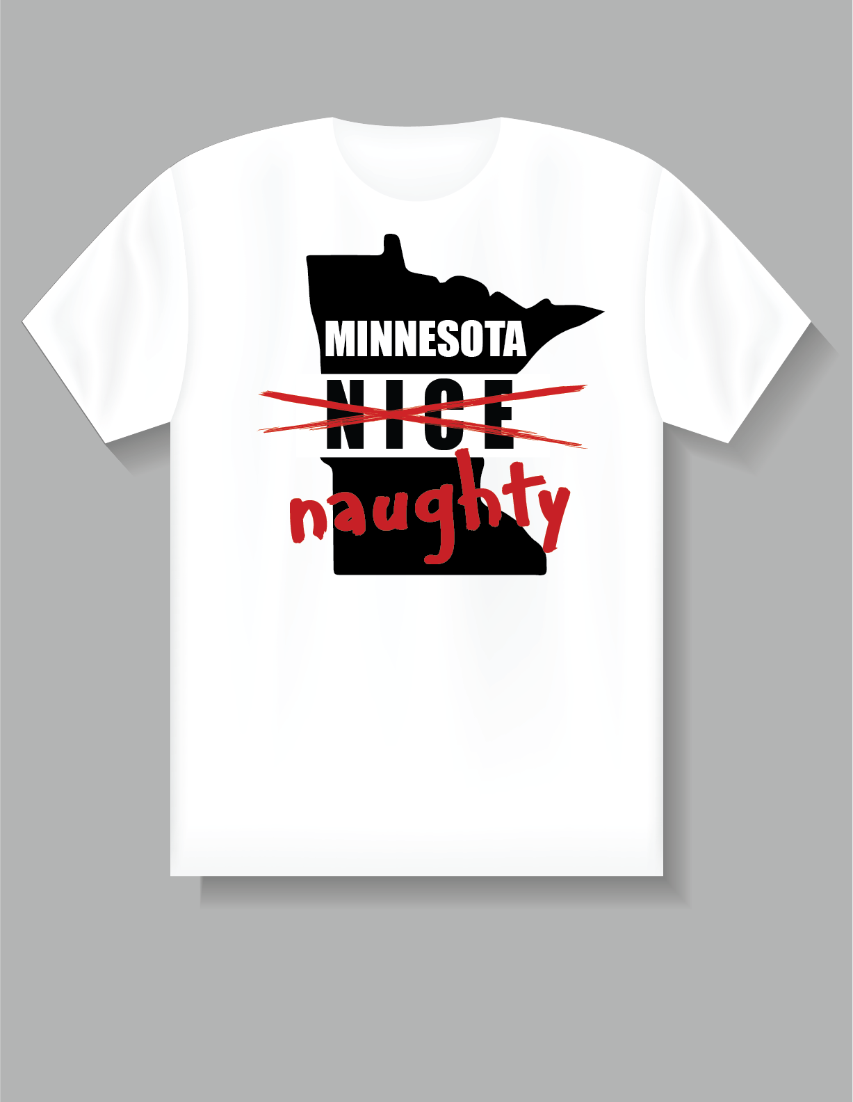 Atons Minnesota Naughty Shirt