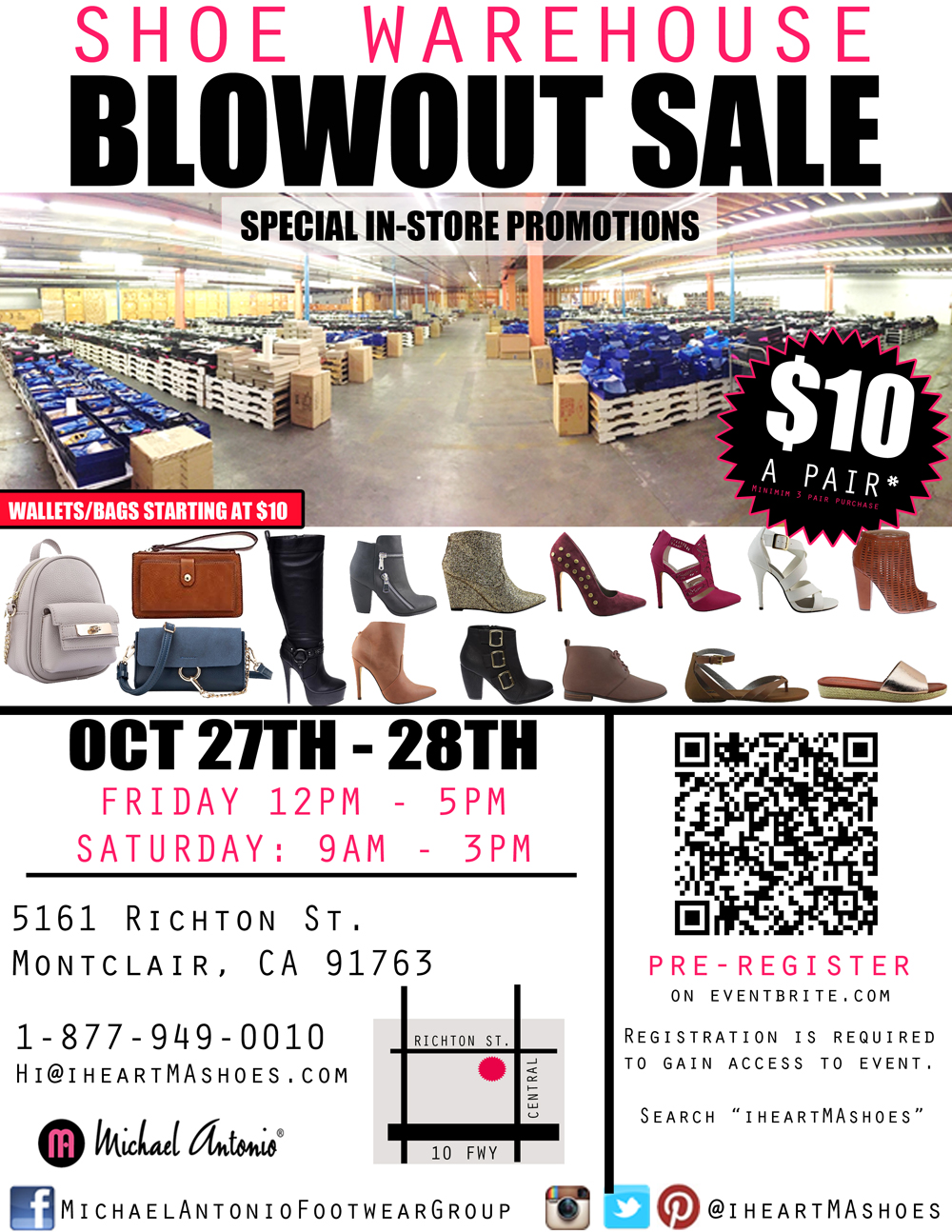 Michael Antonio Iheartmashoes Women Shoes Warehouse