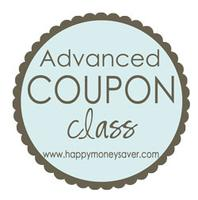 Advanced Coupon Class: Learn to Master the art of saving...