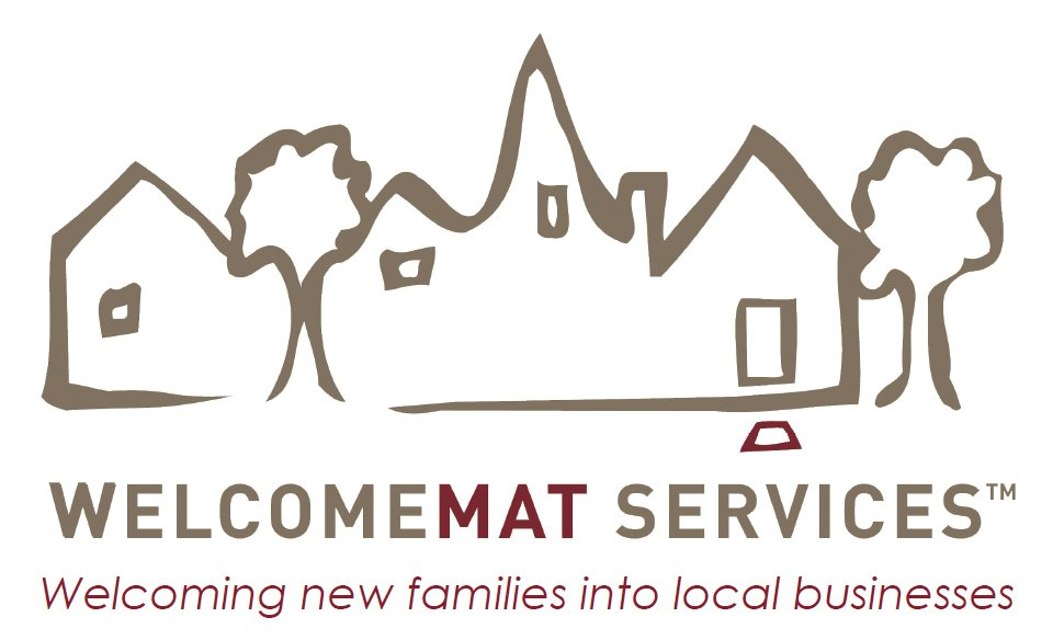 WelcomeMat Services Logo Words