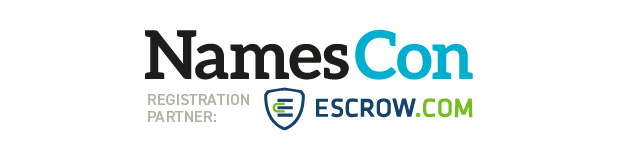 NamesCon Registration Partner: Escrow.com