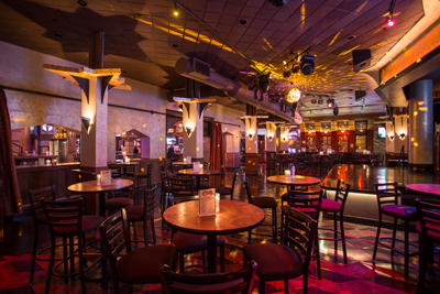 Castle Chicago Lounge Areas