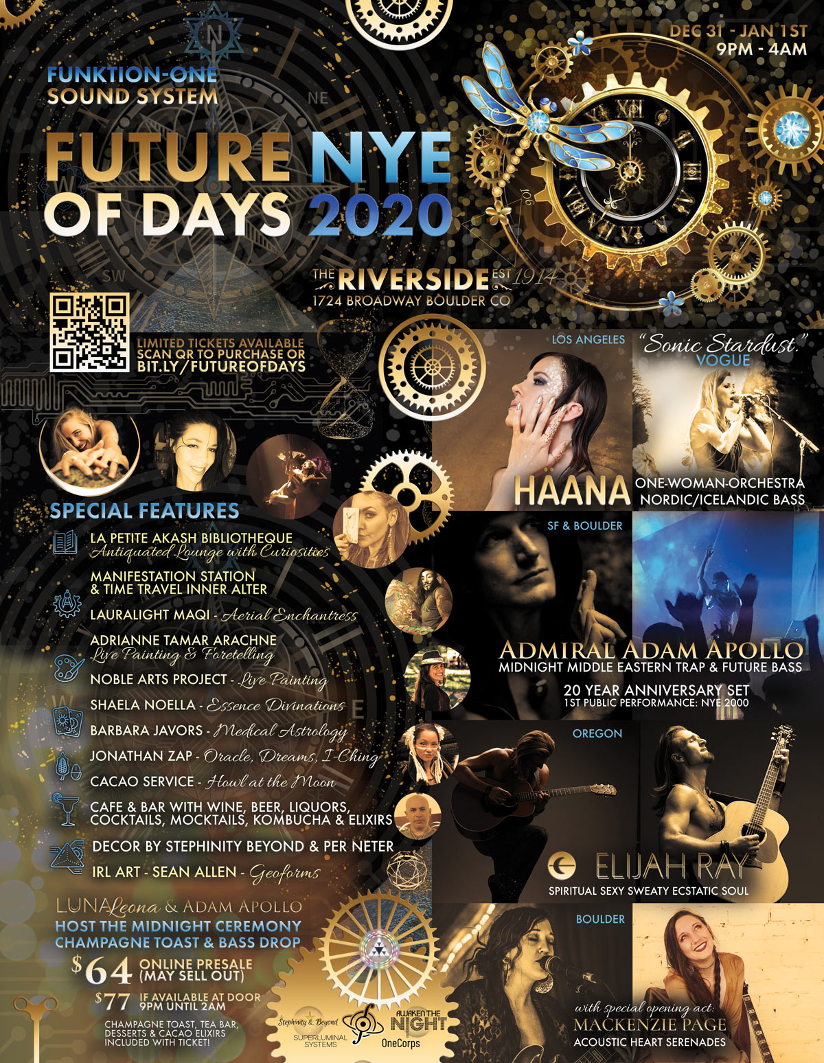Future of Days Flyer
